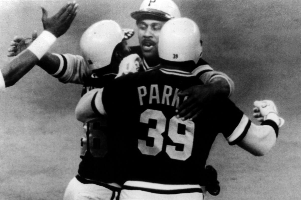1979 NLCS - Game 1: Pittsburgh Pirates v Cincinnati Reds