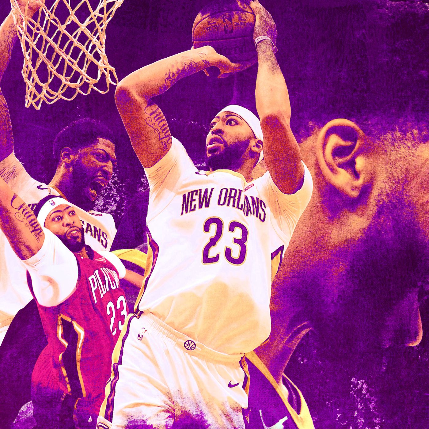 7657142273fd The Rise of Anthony Davis - The Ringer