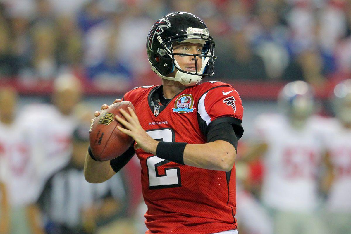 NFL: DEC 16 Giants at Falcons