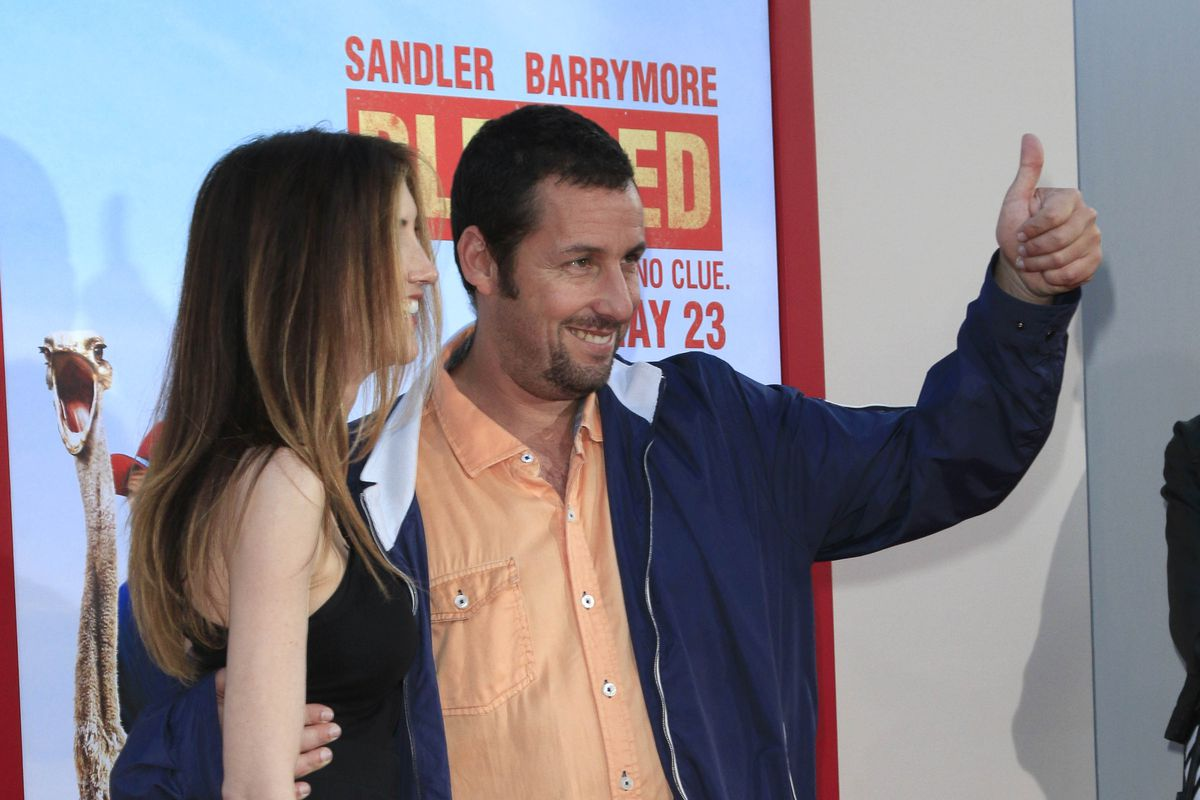 Four New Adam Sandler Movies Are Coming Exclusively To