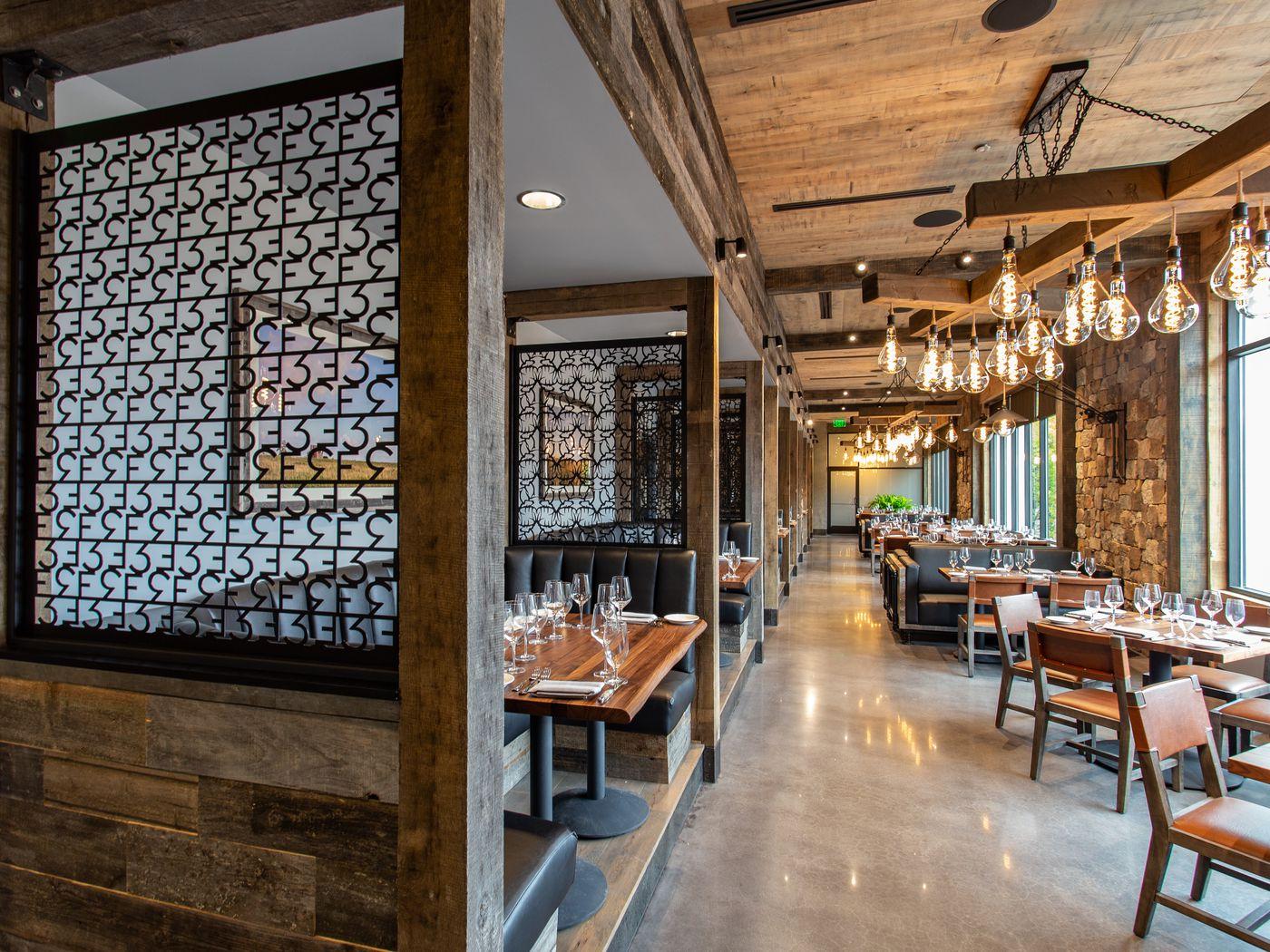 A Glimpse Inside Rustic Chic E3 Chophouse Opening Tonight In Hillsboro Village Eater Nashville,Parmesan Crusted Chicken Pasta Recipe