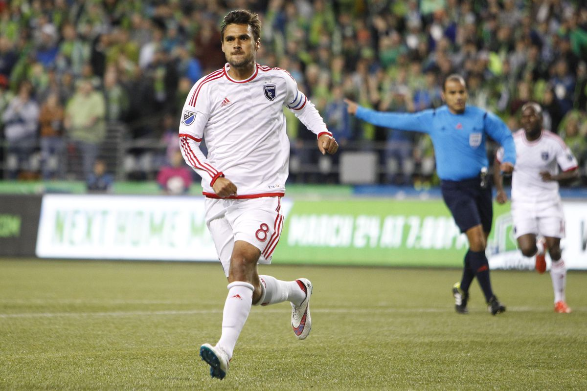 Chris Wondolowski is a runaway favorite for MLS Player of the Week.