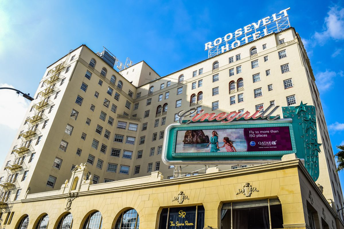 10 most haunted hotels in the u.s. - curbed