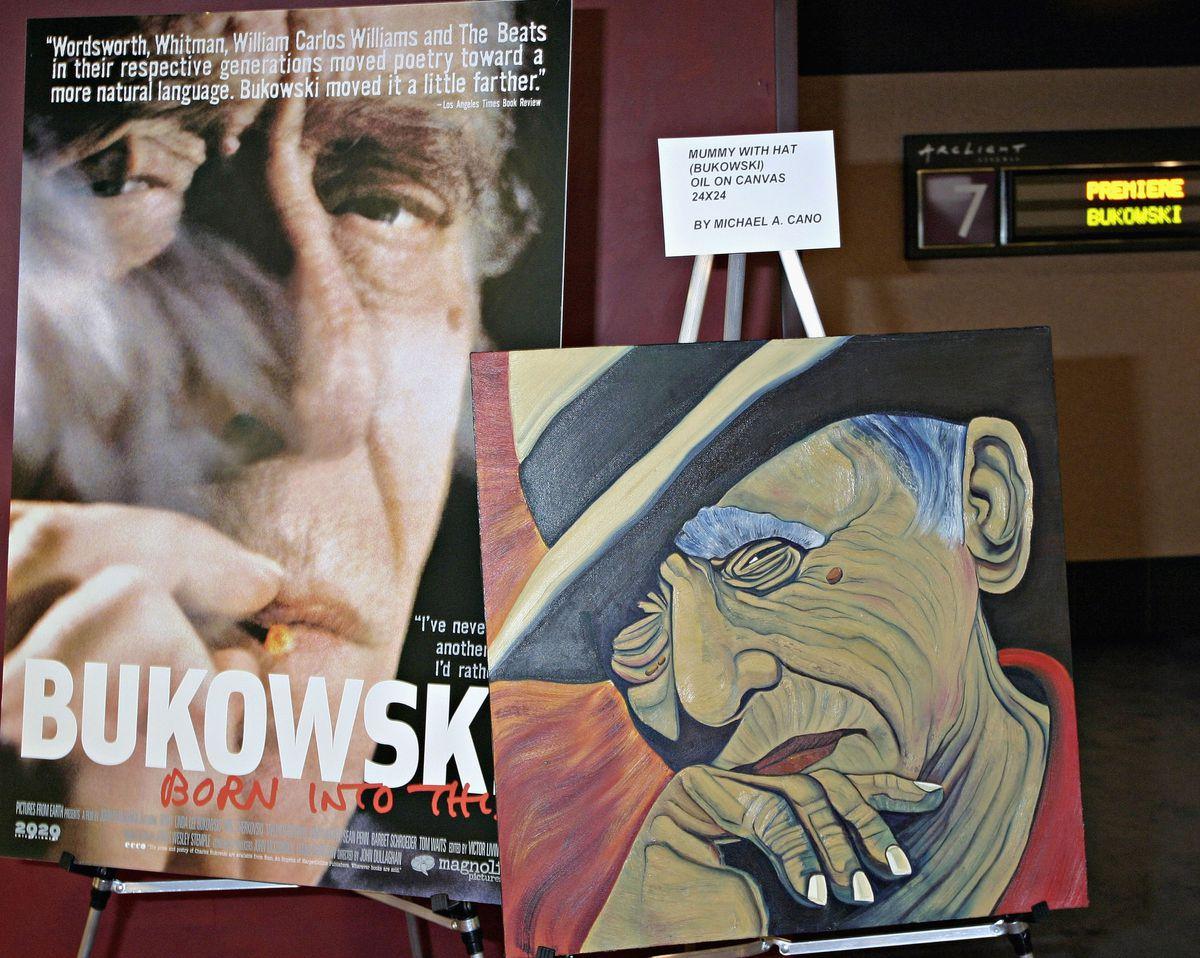 LA: Premiere Of 'Bukowski: Born Into This' - Arrivals