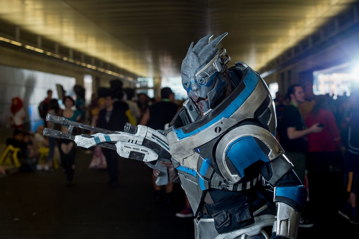 2017 New York Comic Con - Day 4