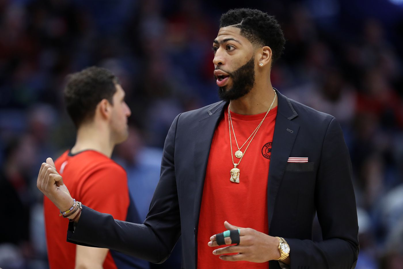 NBA Trade Deadline Tracker: The Latest on Marc Gasol, Anthony Davis
