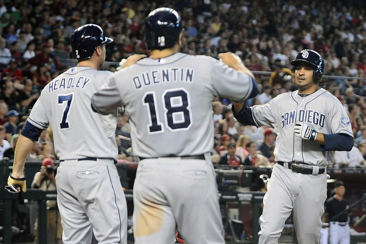 If healthy, the Padres could be an offensive force
