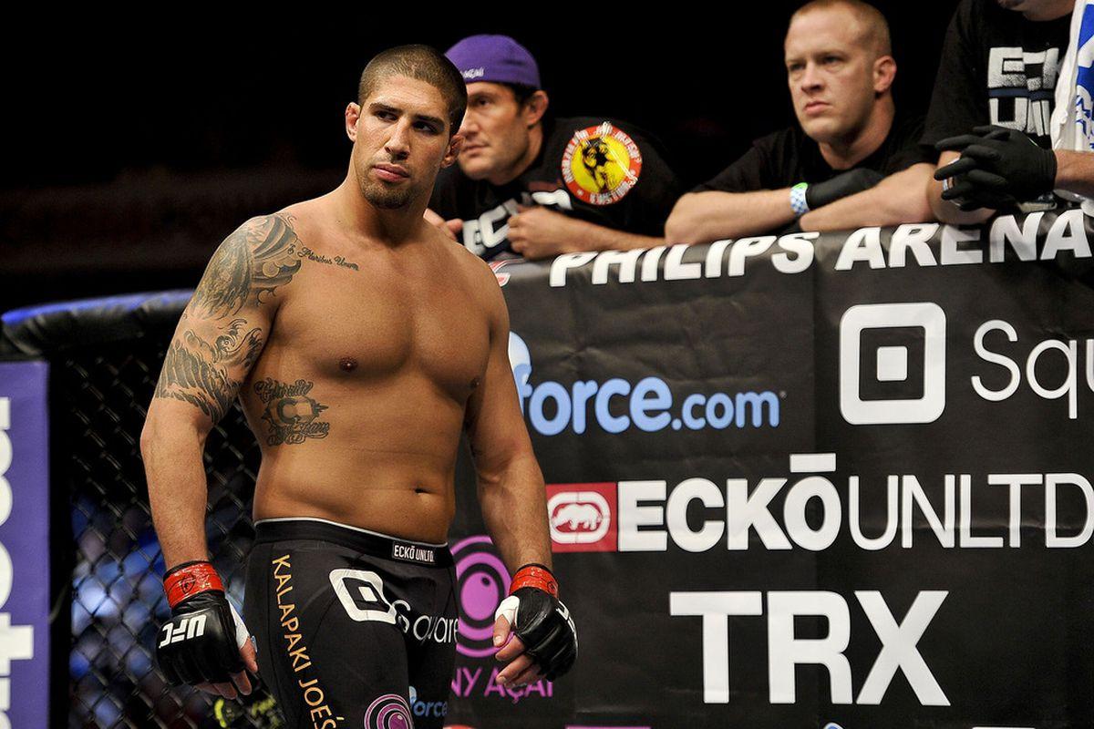 Joe Rogan Reddit >> UFC on FOX 8: Brendan Schaub willing to fight 'close ...