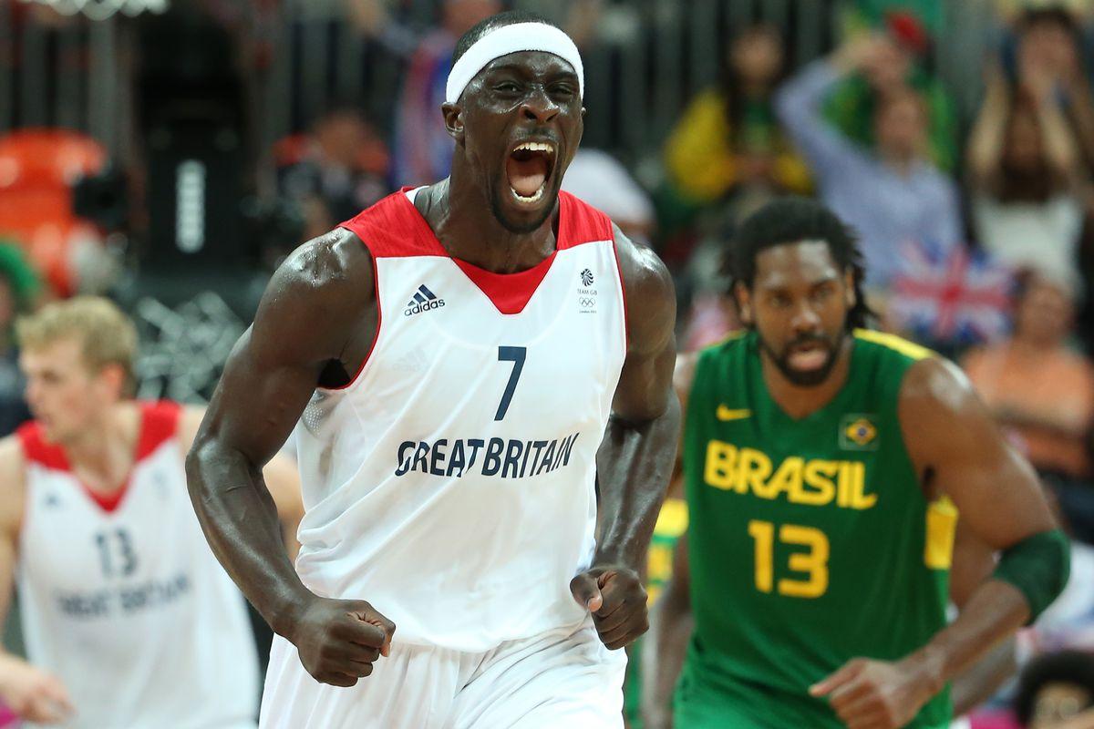 Olympics Day 4 - Basketball