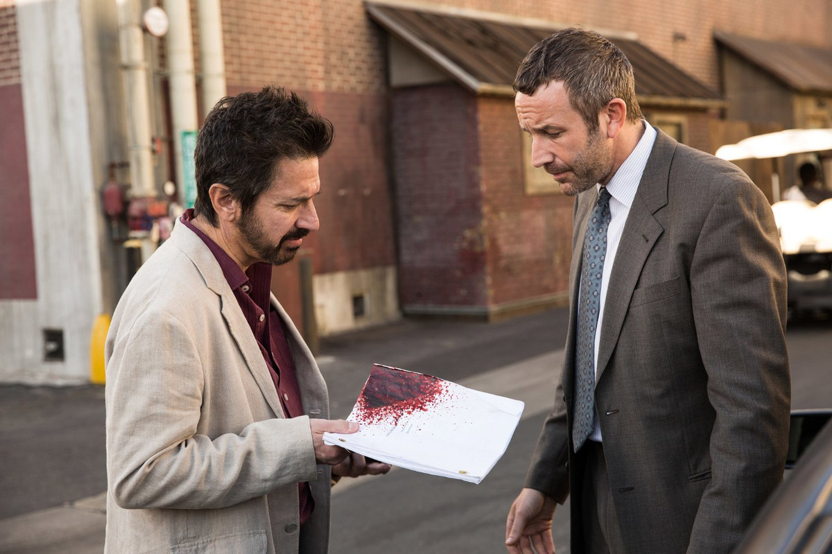 Ray Romano and Chris O'Dowd in 'Get Shorty' for Epix