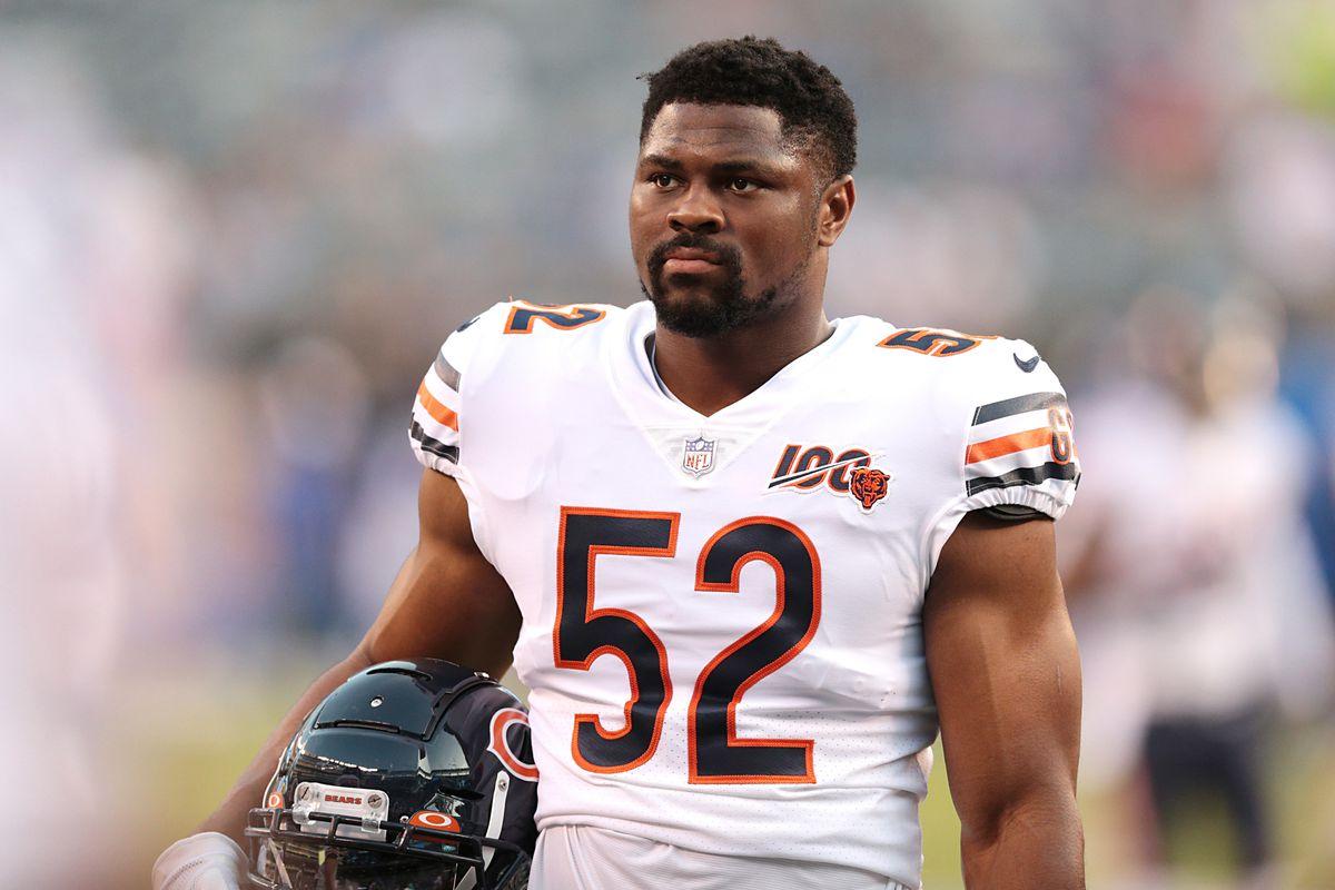 NFL: Preseason-Chicago Bears at New York Giants