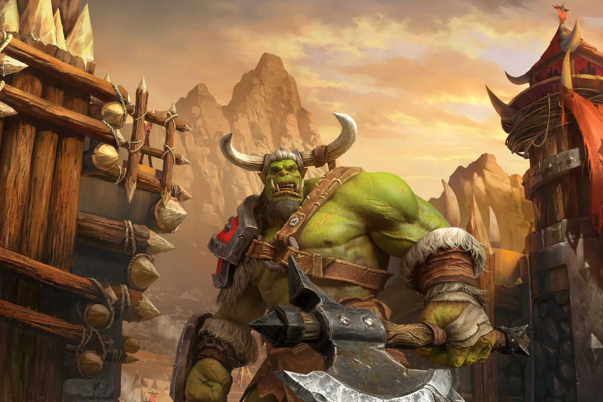 Warcraft 3 Reforged Changes How The Original Game Works Polygon