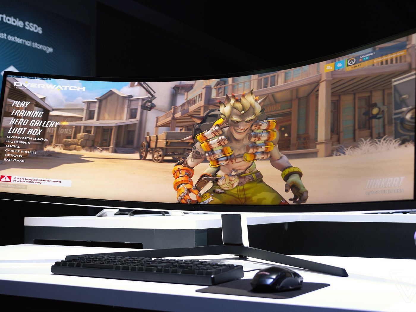 2020 ultrawide monitors