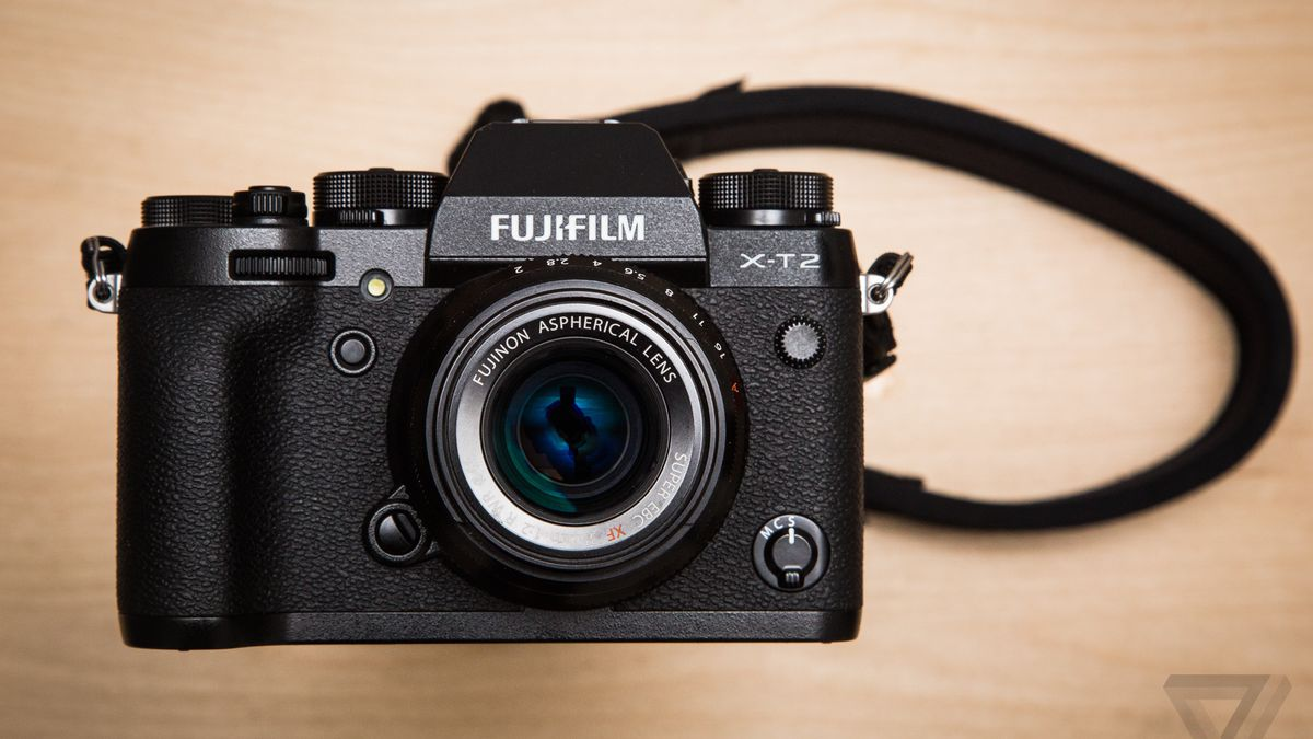 Fujifilm X T2 Review For The Love Of Photography The Verge