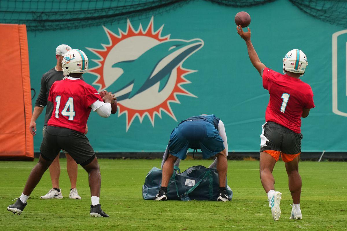 Miami Dolphins Mandatory Minicamp