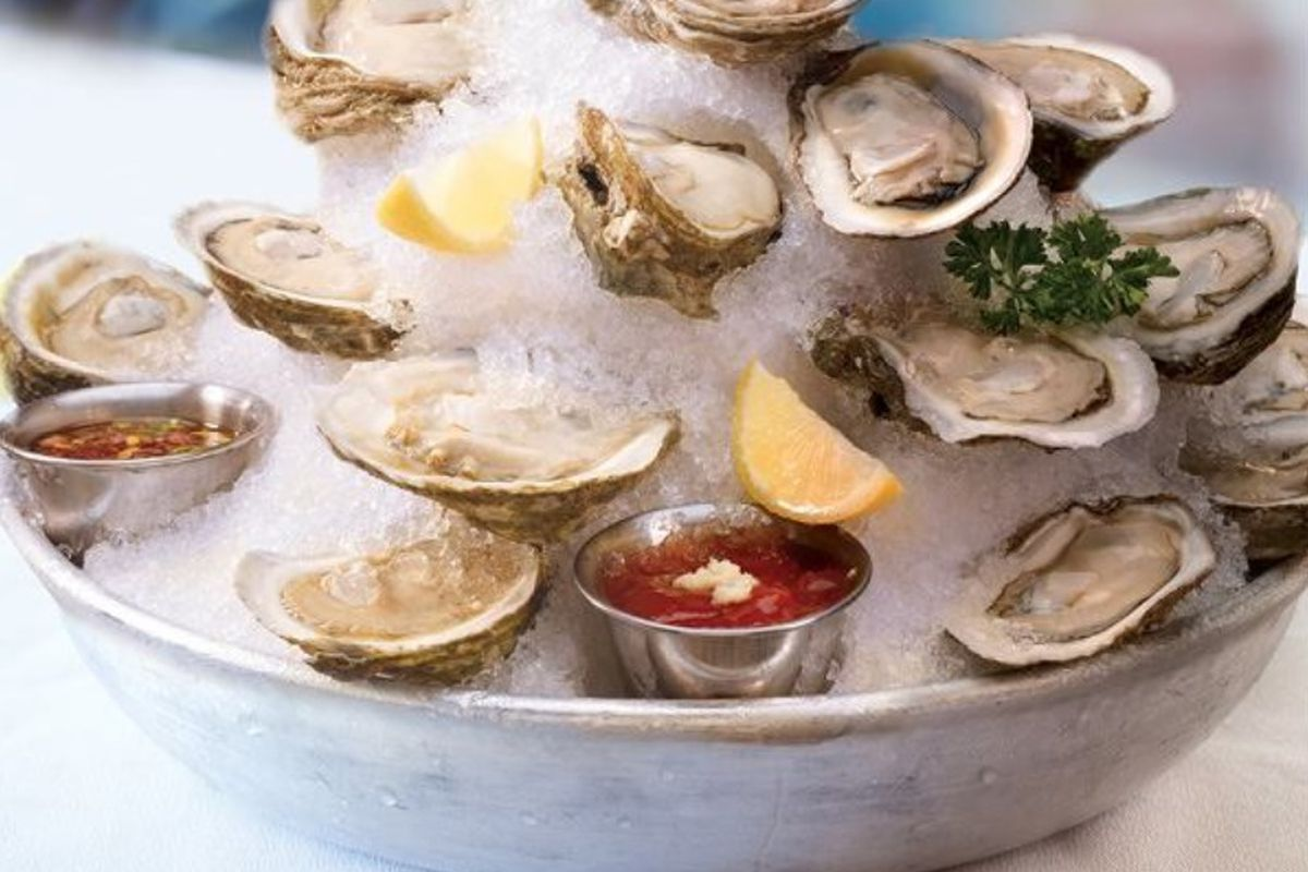 These bivalve beauties were less than $10 daily at Pappas Seafood House years ago.