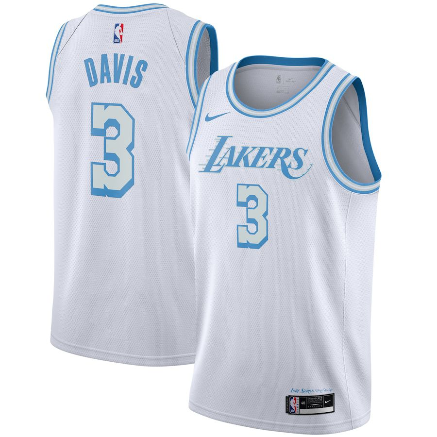 Los Angeles Lakers City Jersey 2020-2021