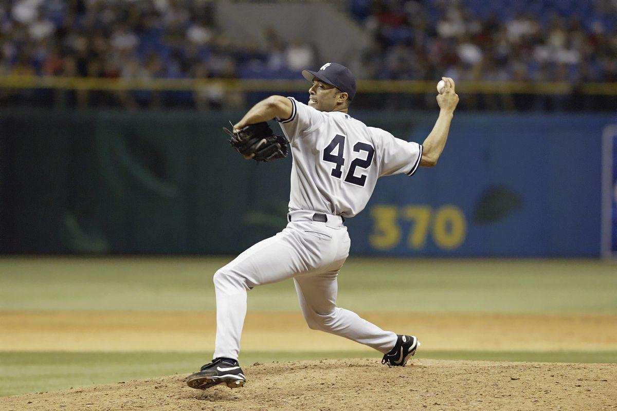 Yankees v Devil Rays