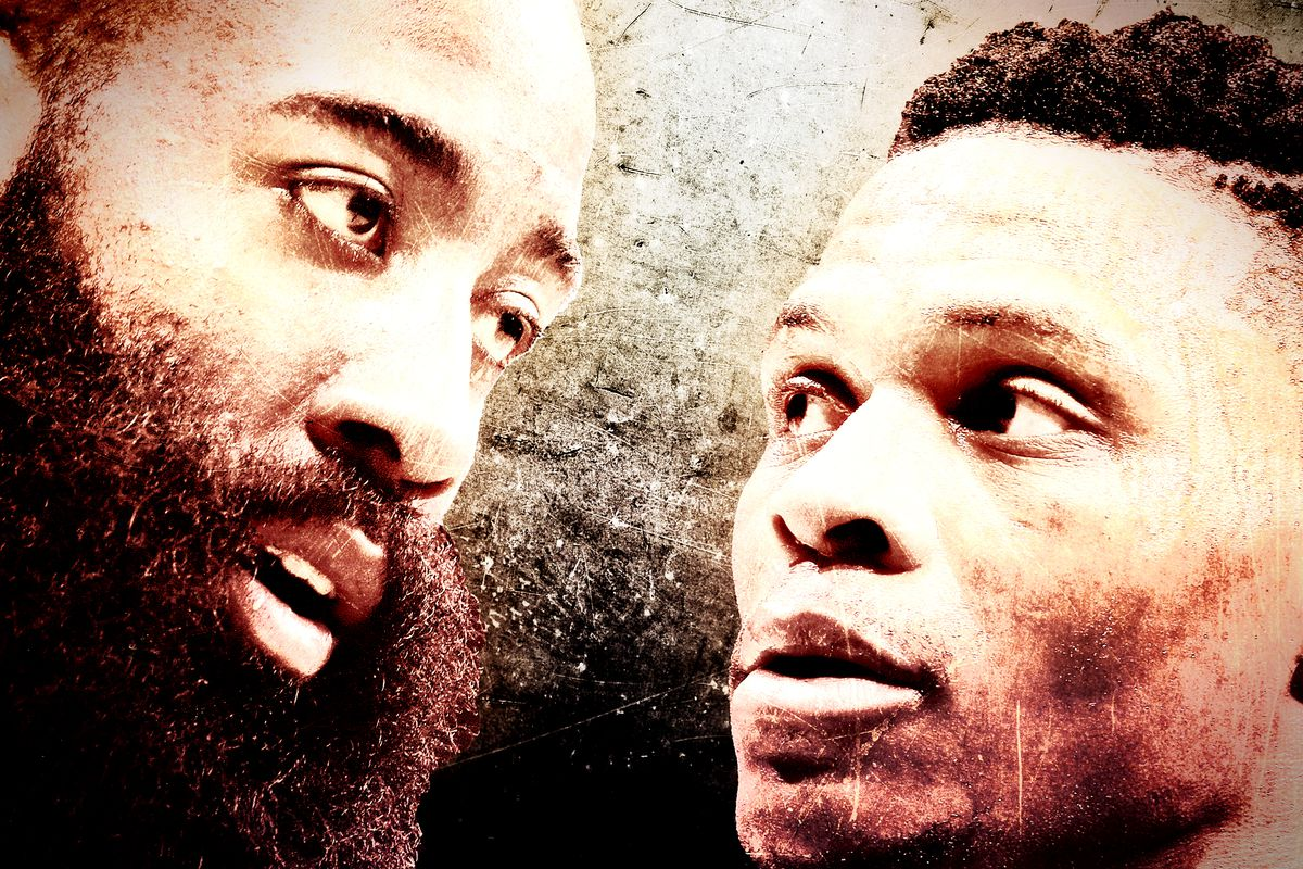 The James Harden vs  Russell Westbrook Argument Is Over - The Ringer