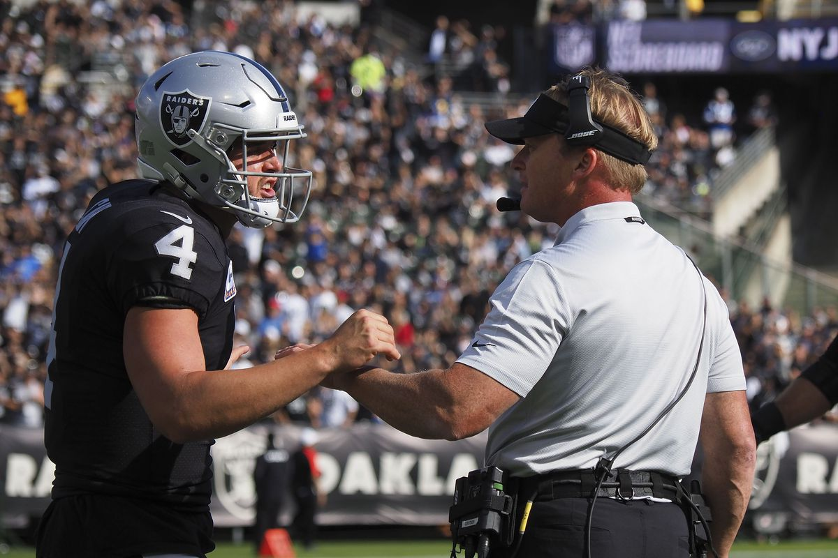 587c0489 Thursday Night Football: Raiders-49ers Game time, TV schedule ...