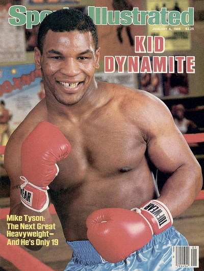 Untitled - A look back at the destruction of young Tyson with matchmaker Ron Katz