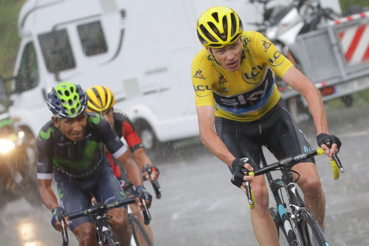 Le Tour de France 2016 - Stage Nine Froome Quintana