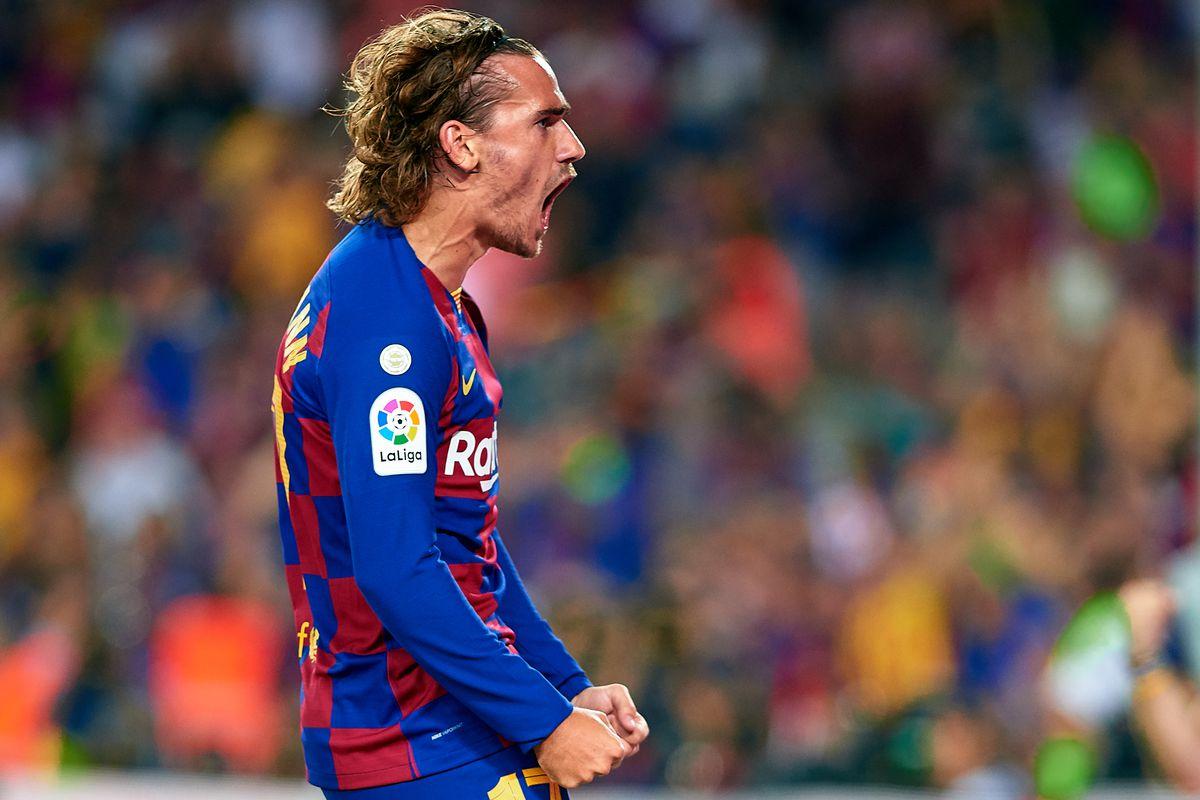 Antoine Griezmann Barcelona S Newest Superstar Barca