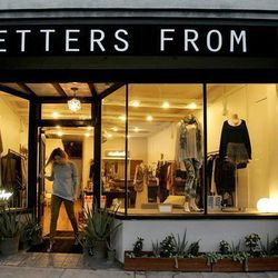 """NCLA founder Elin Dannerstedt <a href=""""http://la.racked.com/archives/2014/09/11/where_nclas_founder_finds_coolgirl_pieces_in_eagle_rock.php"""">raves</a> about <a href=""""http://www.shoplettersfromla.com/"""" target=""""_blank"""">Letters From LA</a> (5022 Eagle Rock B"""