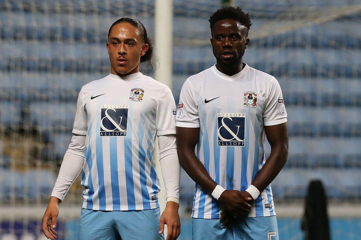 Coventry City v Northampton Town - EFL Checkatrade Trophy