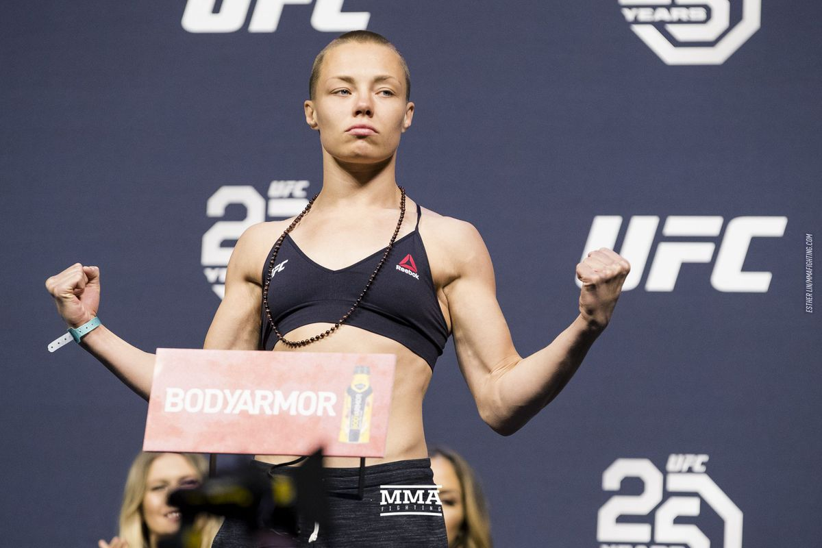 Rose Namajunas To Defend Strawweight Title Against Jessica Andrade