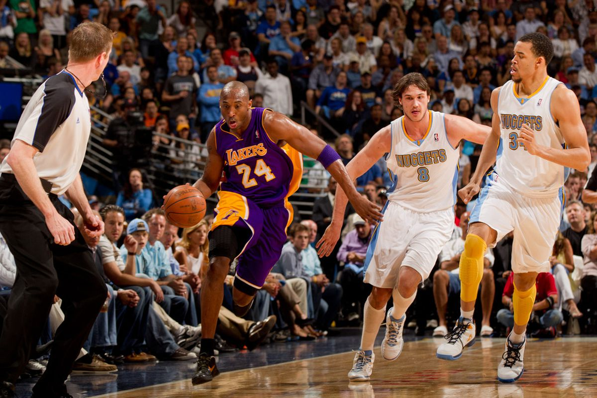 NBA Playoffs 2012, Lakers Vs. Nuggets Game 7: Game Time ...