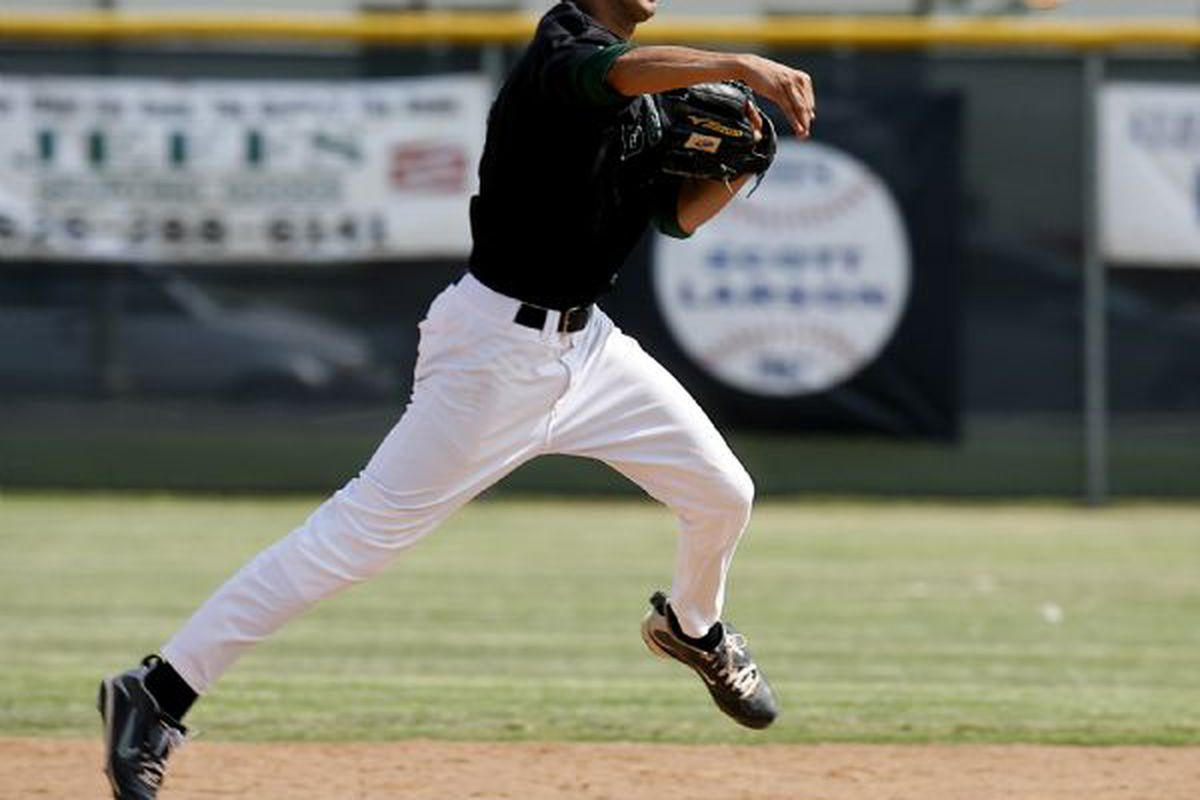 Astros Come To Agreement With 1st Rounder Jiovanni Mier