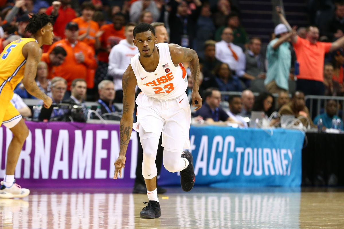 Three Takeaways From Syracuse's 73-59 ACC Tournament Win