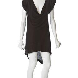 Alexander Wang black tunic, $145