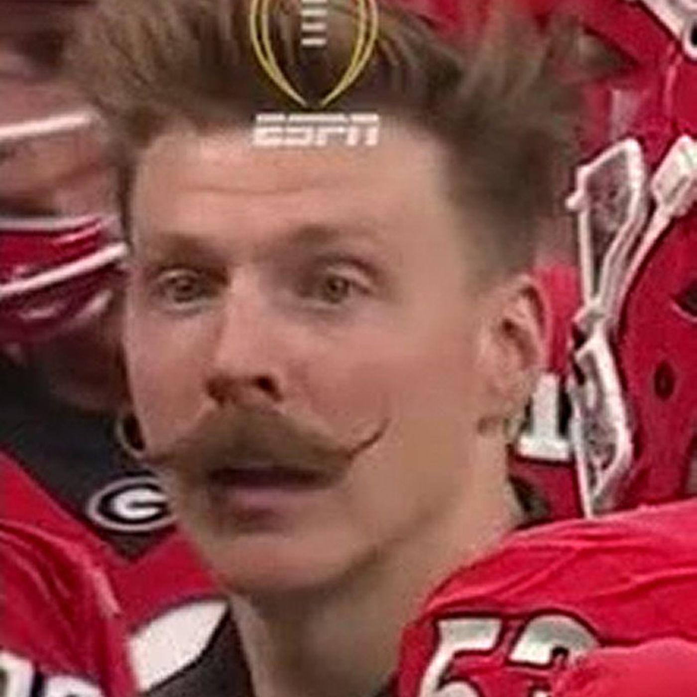 Georgia mustache coach is headed to Oregon - SBNation com