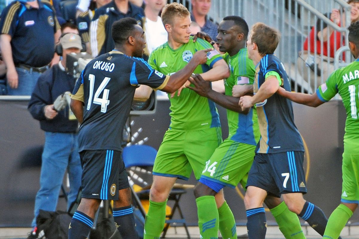 The Union defense will be in for a fight with the league's top offense