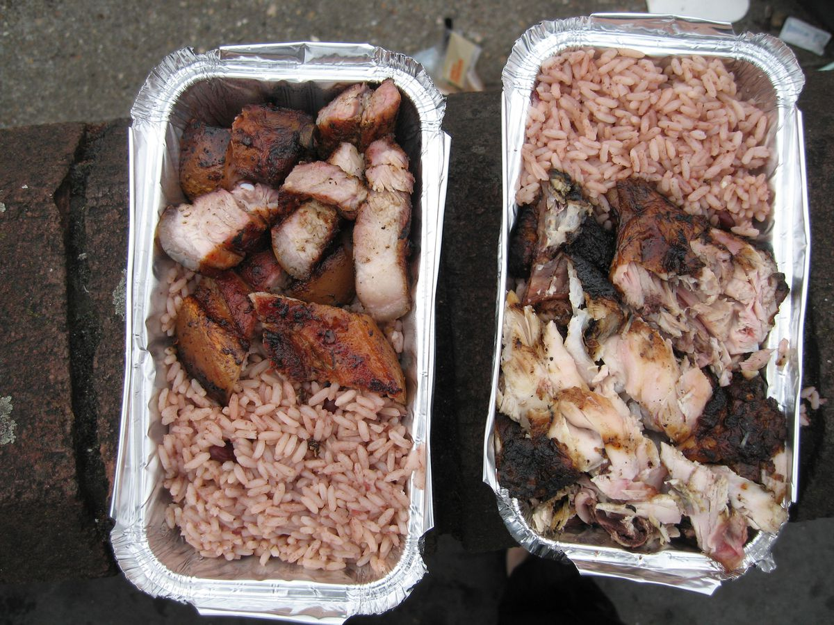 London's best Jamaican and Caribbean jerk: Tasty Jerk on Whitehorse Lane in Crystal Palace