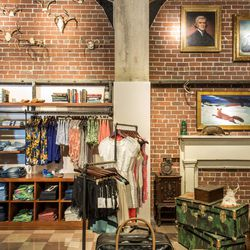Lost Boy Dry Goods Brings Good Ol' U.S. Denim to Downtown ...