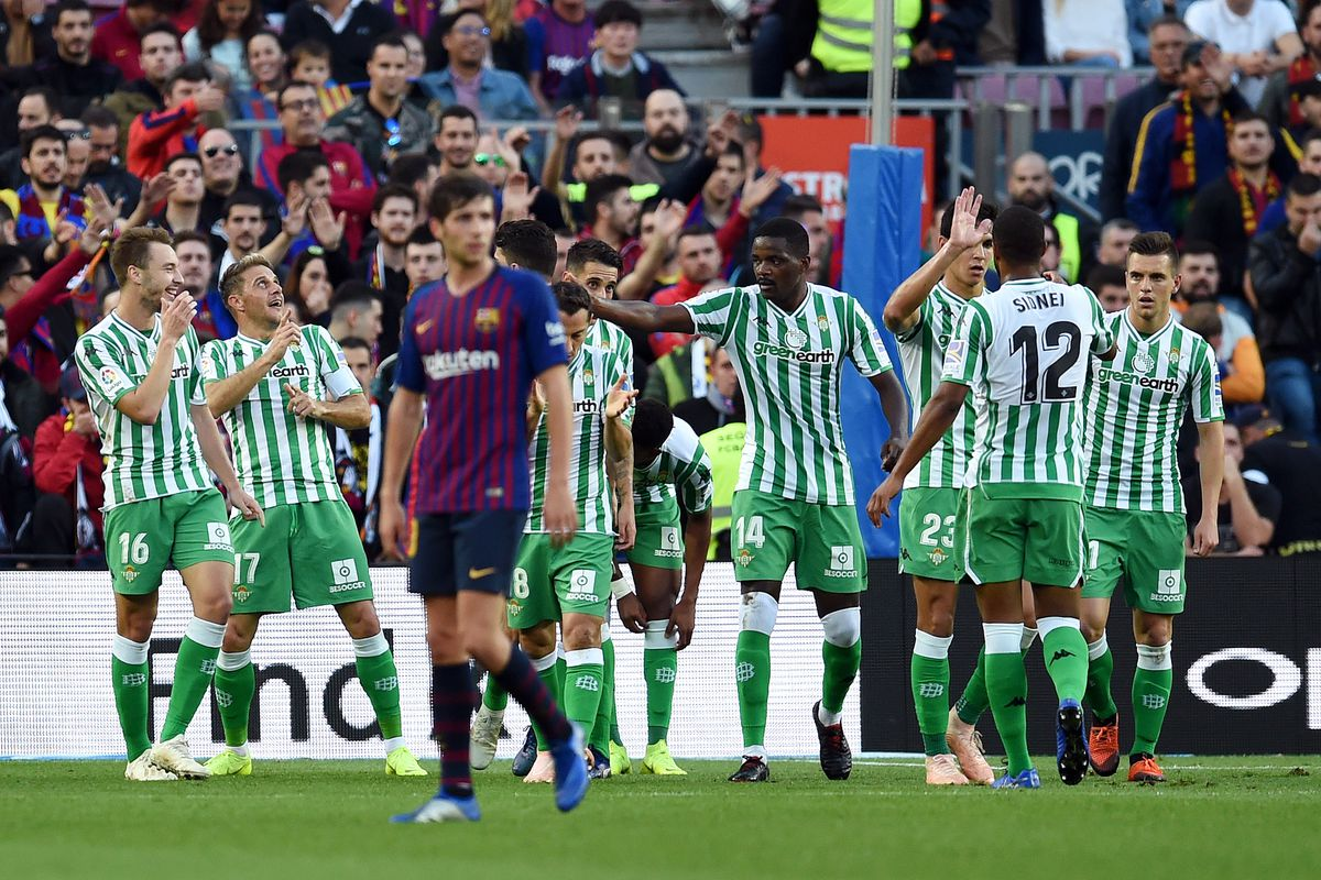 49edfff0f Barcelona vs Real Betis, La Liga: Final Score 3-4, Poor Barça suffer  painful defeat at home
