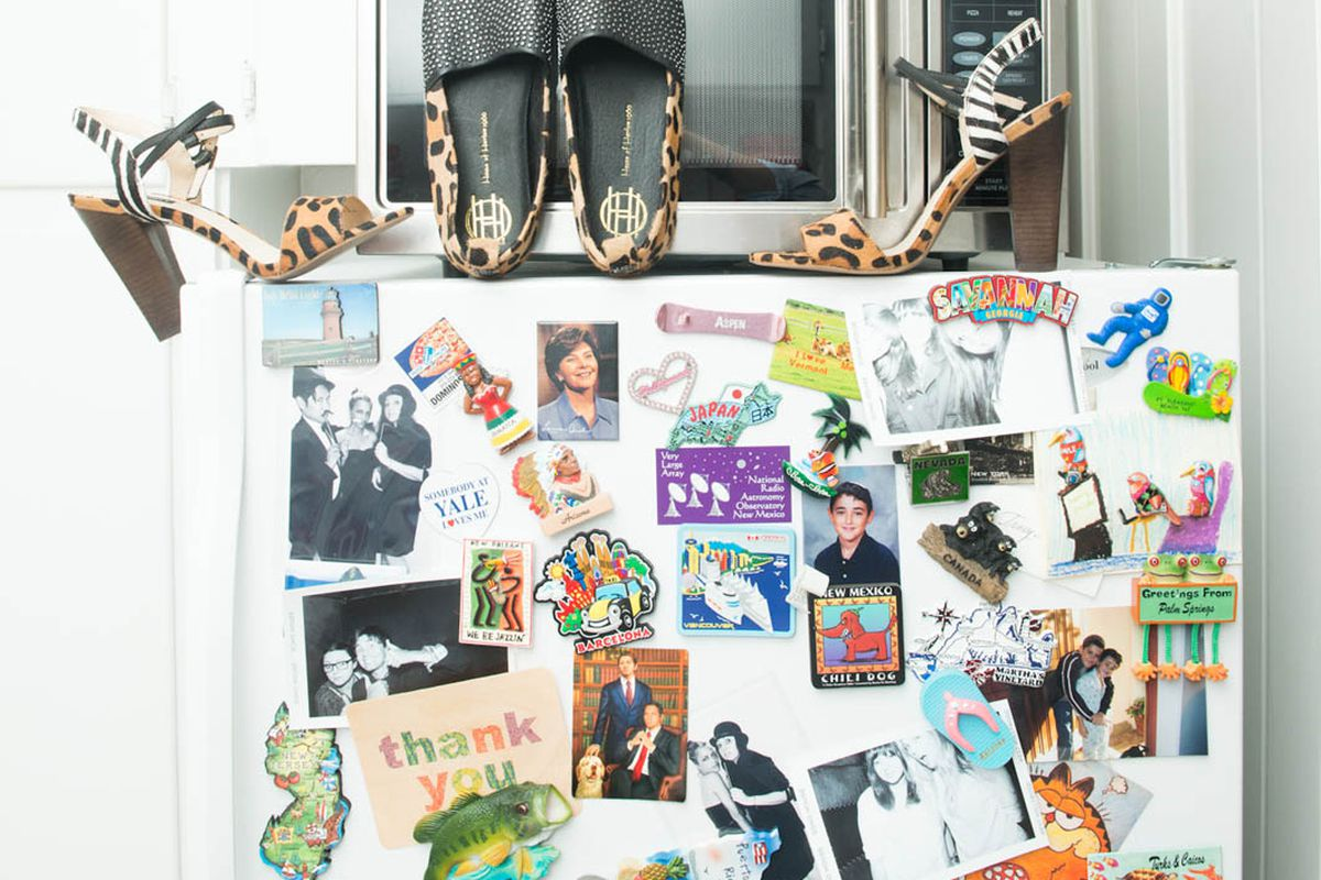 """Image via <a href=""""http://www.thecoveteur.com/Sophia_Rossi"""">The Coveteur</a>"""