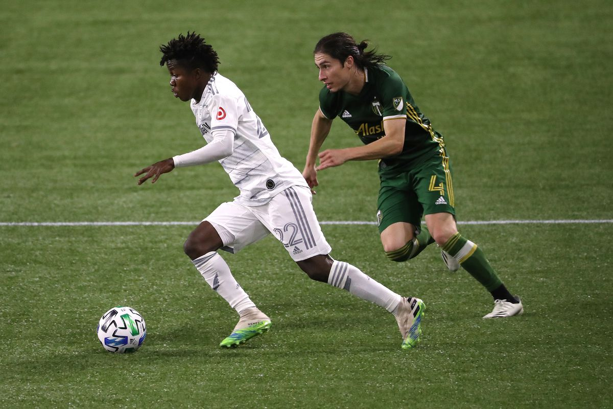 Los Angeles FC v Portland Timbers