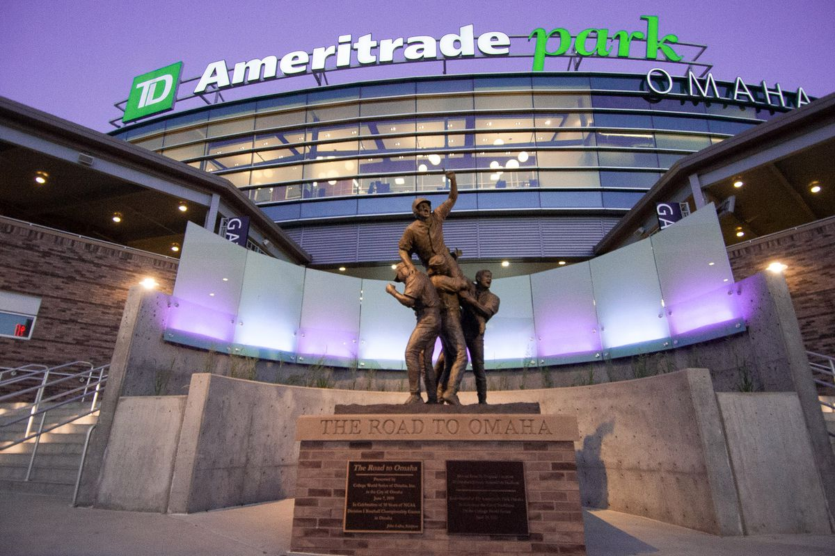 Nebraska Heads to TD Ameritrade Park for first time this season