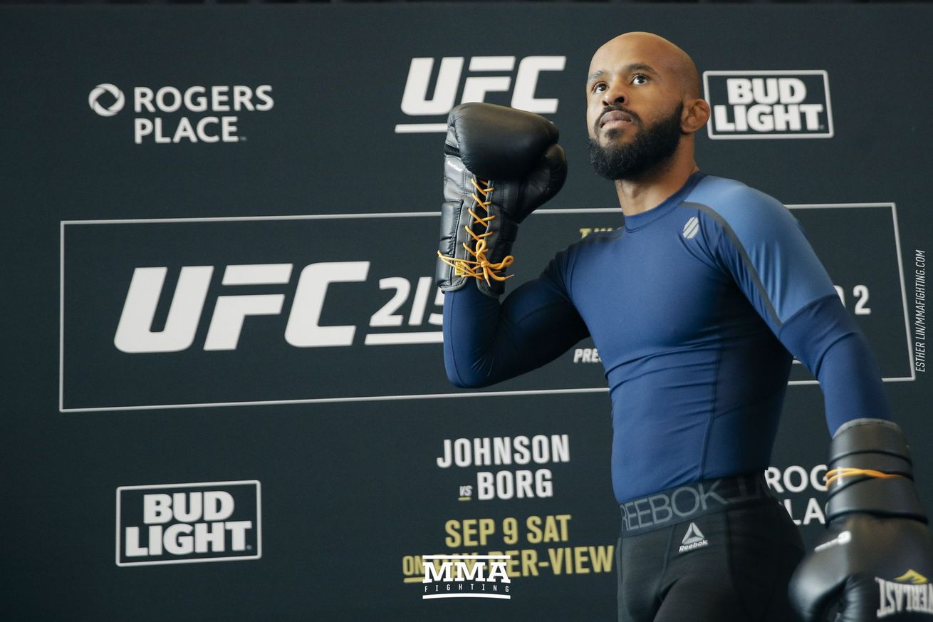 community news, Demetrious Johnson: 'I have no idea' if I can trust Ray Borg to show up if fight is rebooked