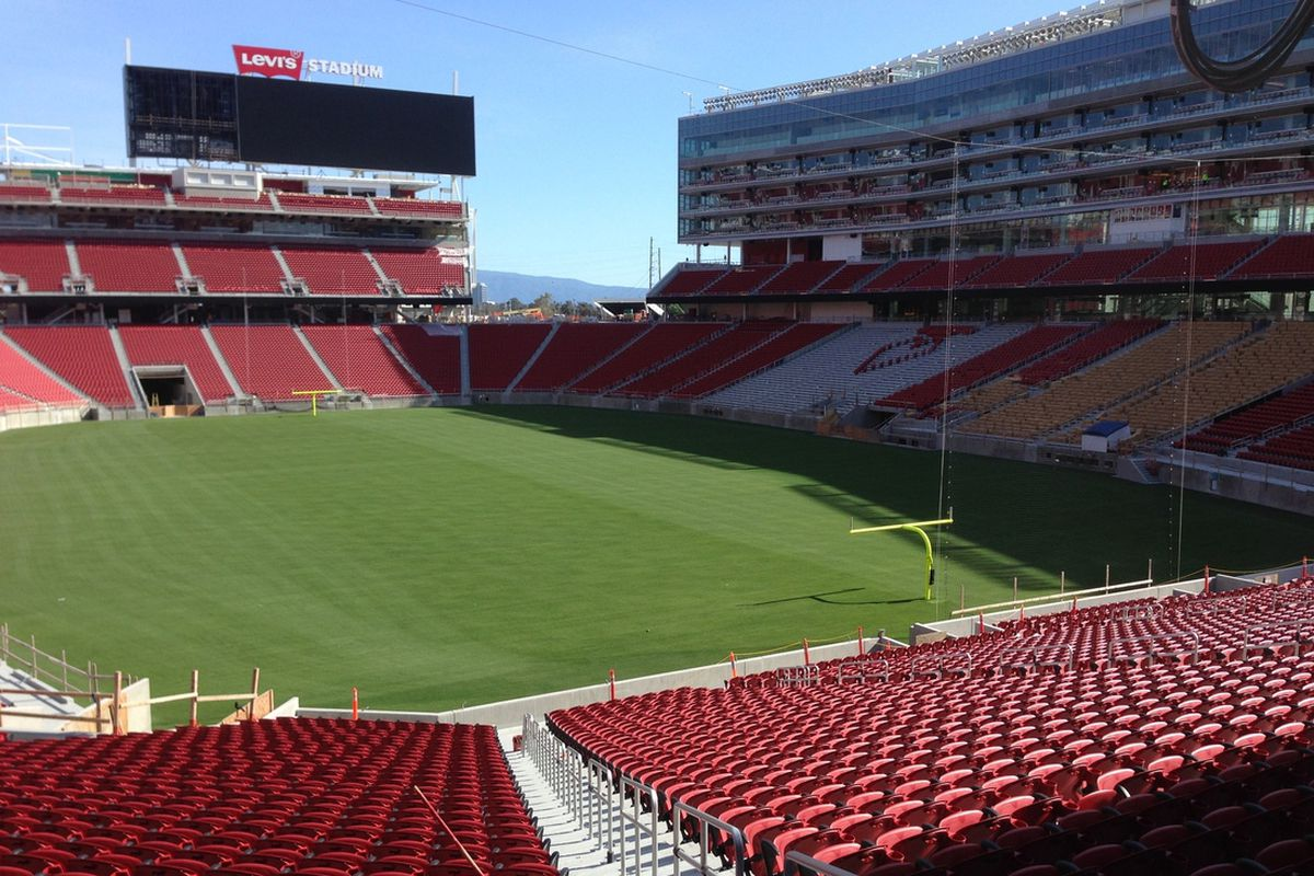 Levis Stadium Faq What Does It Mean That The 49ers Stadium Could