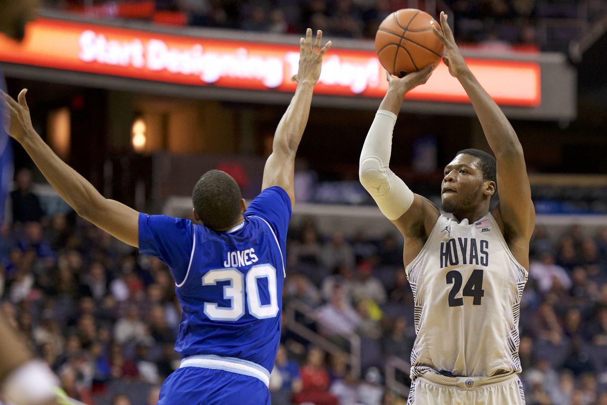 NCAA Basketball: Seton Hall at Georgetown