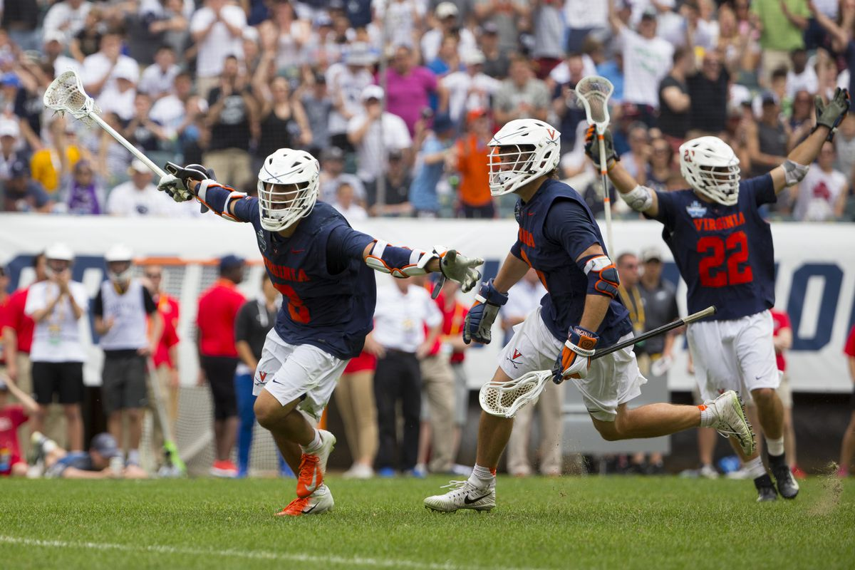 Comparing the Virginia basketball and lacrosse national ...