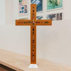 Damien Hirst, The Crucifix, $70,000