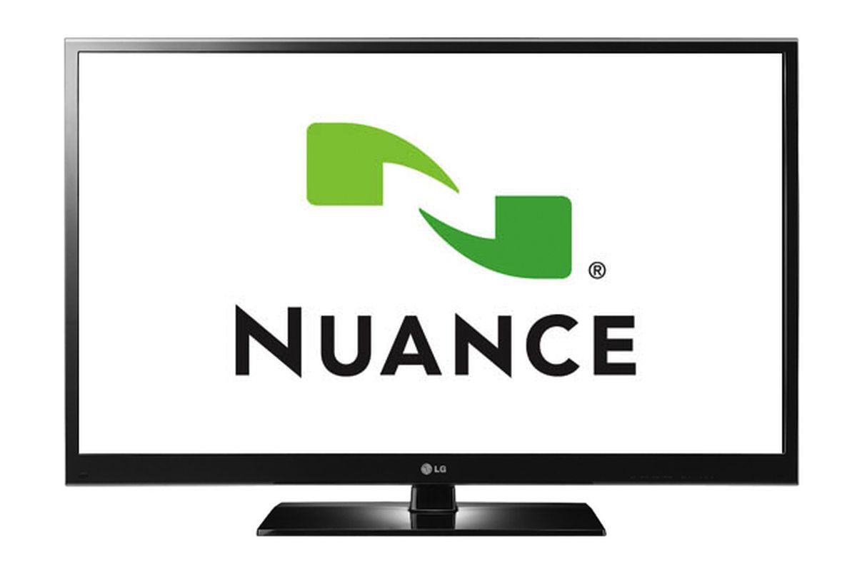 Nuance Dragon TV