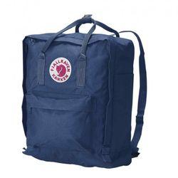 A Fjallraven backpack