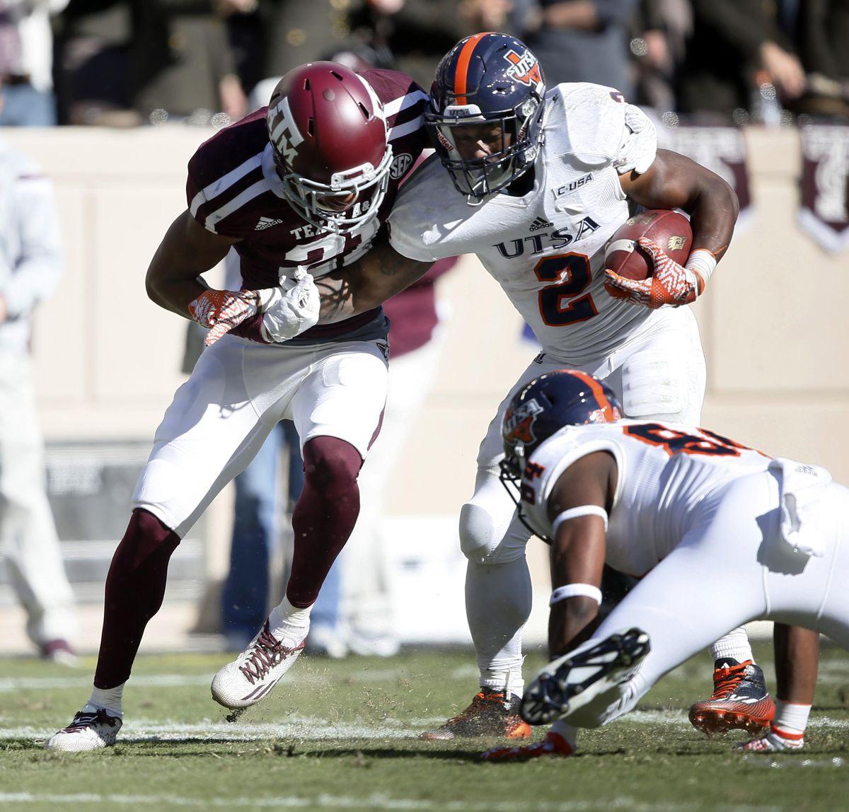 NCAA Football: Texas-San Antonio at Texas A&M